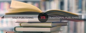 Self-Publishing vs. Traditional Publishing