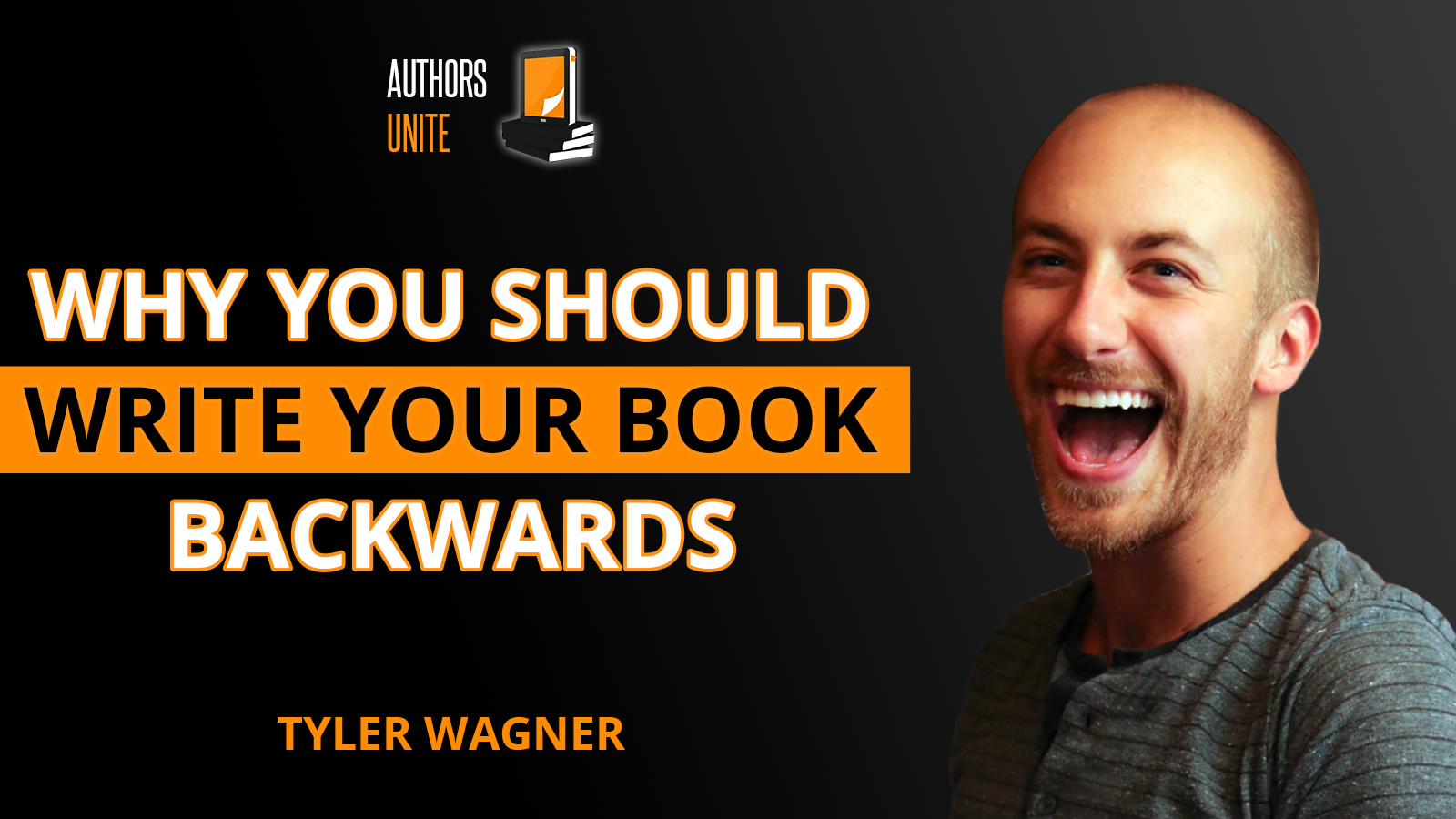 Why You Should Write Your Book Backwards