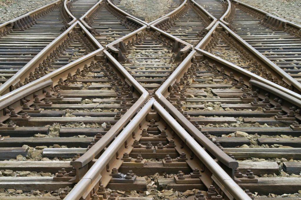 rails changing trails