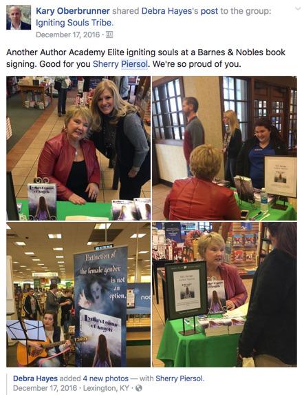Book Publishing Success Stories 10