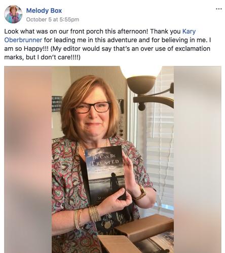 Book Publishing Success Stories 5