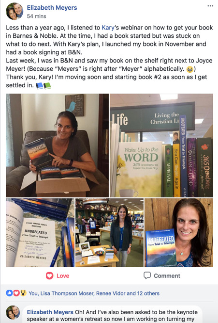 Book Publishing Success Stories 1
