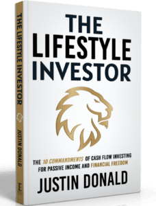 The Lifestyle Investor by Justin Donald Book